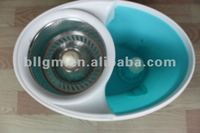 metal mop handle imported from italy magic mop twister BLL-01