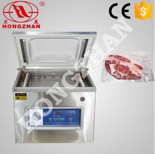 Hongzhan DZ series semi automattic food sealing machine vacuum sealer