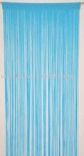 single color polyester string curtain ( QX-DR20 ), door curtain