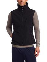 Fashion men plain outdoor polar fleece waistcoat