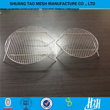 Barbecue grill wire netting, stainless steel barbecue wire mesh, bbq mesh/high quality BBQ mesh
