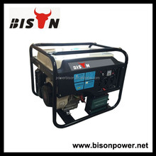 BISON(CHINA) 5kva Gasoline Generator potable easy for house lady use
