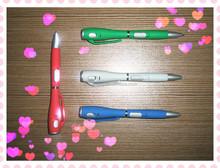 High Quality Promotional Led Light Pen, plastic Led light pen CH0800A, cheap light pen