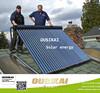 High Efficiency Manifold solar Collector Solar Concentrator Solar Water Heater Collector