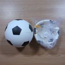 2015 hot sale high quality promotion PVC football toy ball