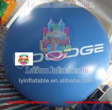 Blue helium gas ballon for sale