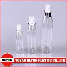 60mlและ120mlและ250mlขวดพลาสติกที่มีรูปร่างทรงกระบอกเดียวกันกับหมอกsptayer