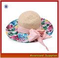 E212/sombreros de paja/sombrero de ala ancha venta al por mayor/sombrero de playa/straw hat/ beach hat