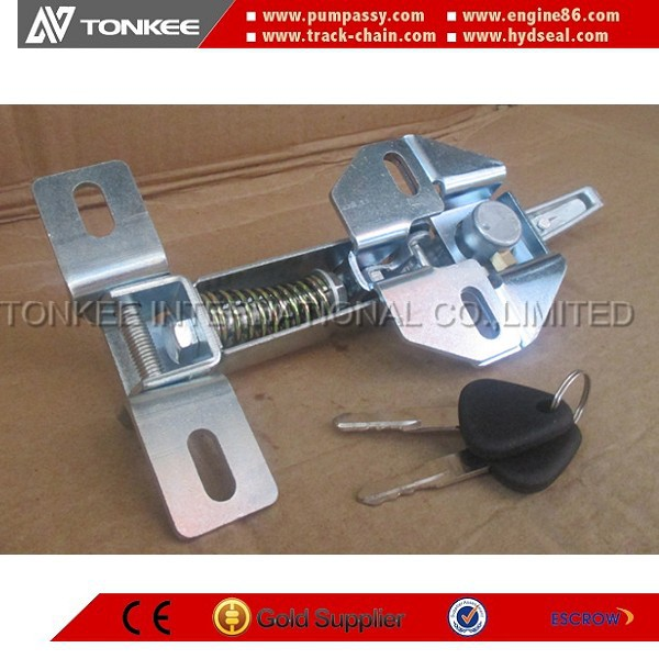 engine cover lock assy for VOLVO excavator.jpg