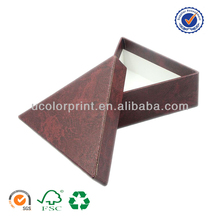custom special shaped packaging boxes for Chocolate