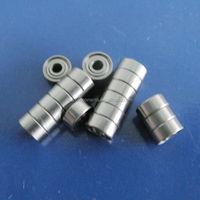 MR62ZZ Chrome Steel Hybrid Ceramic Bearings 2x6x2.5 mm with Si3N4 Balls
