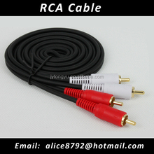 Factory Price RCA Male to Male Audio And Video Cable AV cable