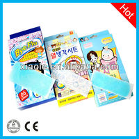 Fever cooling gel pads for adult&child