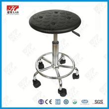 Pretty durable mental adjustable height science lab stool chair