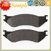 Formulation Brake Pad For Lincoln D702