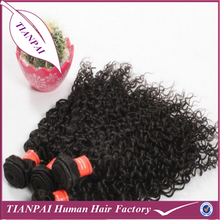 Mongolian Kinky Curly Hair, Virgin Indian Afro Curl Hair, Virgin Brazilian Hair Weft