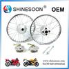 CG125-A motorcycle parts universal lightweight bike rim xmoto wheel