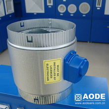 Zoning motorized zone damper meet SAA, C-tick for duct work in HVAC / ventilation made by China manufacturer