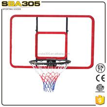 wall fixing display basketball backboard, fiberglass basketball backboard,,kids basketball backboard,basketball ba