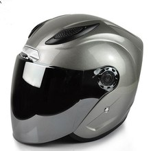Hot selling factory wholesale flip up black red snell open face helmet, cartoon full face motorcycle helmet
