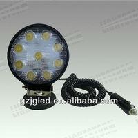 New powerful! led work lamps 12V 4x4 accessories led trailer light car accessories car parts utv 4x4 led work light (JG-W090M-F)