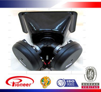 150w power horn speaker, two driver units, heavy duty