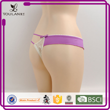 Factory Direct Sale Moder Stylish Mature Lady G-String Sexy Young Transparent Panty Girls Pics