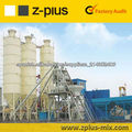 HZS25 Stationary Concrete batching plant Factory supply