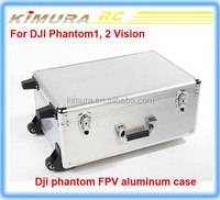 FPV DJI aluminum case hard case carry box outdoor protection for DJI Phantom 2 Vision X350 pro rc drone product
