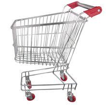Metal Supermarket RH-SC02 Kiddie Shopping Cart