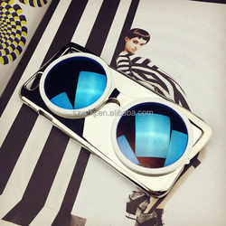 New victoria's sunglasses phone case fancy mobile covers for mobile Iphone 5, 6 , 6 plus