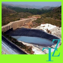 HOT SALE! plastic fish farm used best quality waterproof material HDPE membrane pond liner with cheap price
