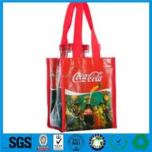 Supplies non woven bag red carpet in a bag