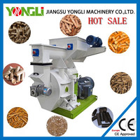 CNC process biomass machine ring die wood pellet mill