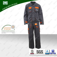 manufacturer wholesale safety protective cotton flame retardant protective body suit