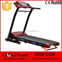 Home Use Foldable Motorized Treadmill Sport Track Running Machine H0163