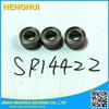 miniature deep groove ball bearing SR144 R144 dental handpiece bearing