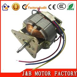 household appliance permanent magnet motor with small volume