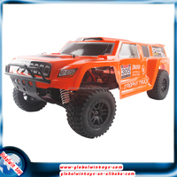 1/10 Scale Electric Brushed 50 km/h rc car Racing Cars Trucks,4wd go kart
