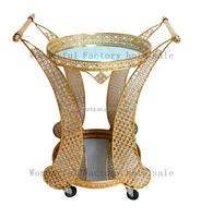 2015 new arrival hot sale tea trolley