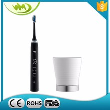 Usb charging 37000 brush strokes per minute travel electric toothbrush
