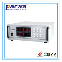 programmable AC single phase frequency converter(45-120Hz, 40-500Hz, 10-1000Hz)