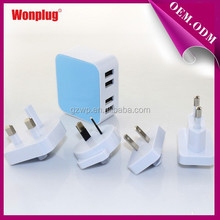 2014 New! high quality 5v 2 amp universal usb ac charger