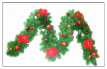 Artificial winter jasmine spray/Spring artificial FLOWER swags/Spring pine straw wreath for winter ornament