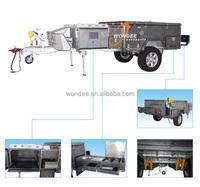 Ligh Duty Aluminum Forward Fold Camper Trailer