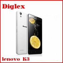 "wholesale mobile phone Lenovo K3 lemon K3 Qualcomm MSM8916 Quad Core 5.0""Android 4.4 Smartphone"