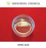 Lowest price of nitric acid 68% cas no 7697-37-2