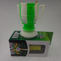 football electronic singing birthday candle direct from candle factory