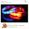 2014 new product in elastic dog collars with Led collar