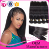 Real Import Indian Hair From India, Hot Selling Straight Raw Indian Temple Hair